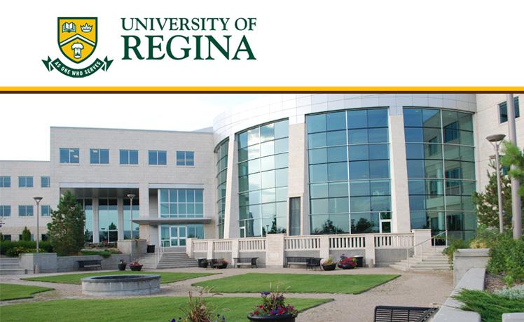 trường đại học University ofRegina, Canada